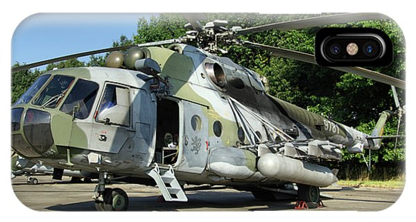 Mil Mi-17 Hip IPhone Case