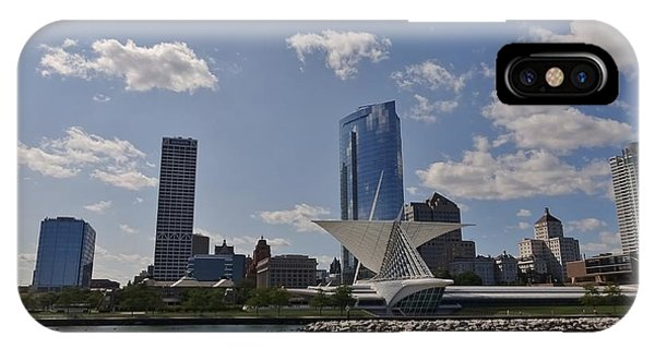 iPhone Case - Milwaukee by Red Cross