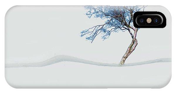 Mindfulness Tree IPhone Case
