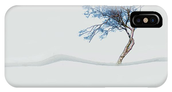 Mindfulness Tree IPhone Case