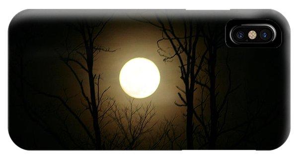 Mingo Moon IPhone Case