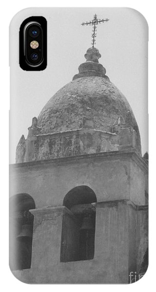 Mission Carmel IPhone Case