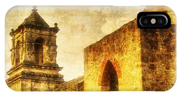 Mission San Jose San Antonio, Texas IPhone Case