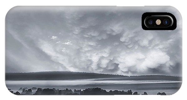 Misty Morning IPhone Case