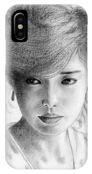Momoe Yamaguchi IPhone Case