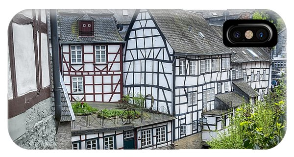 Monschau In Germany IPhone Case