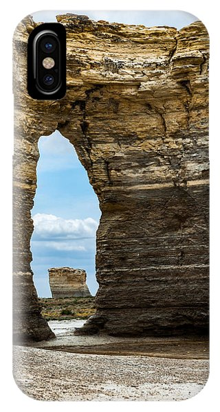 Monument Rocks IPhone Case