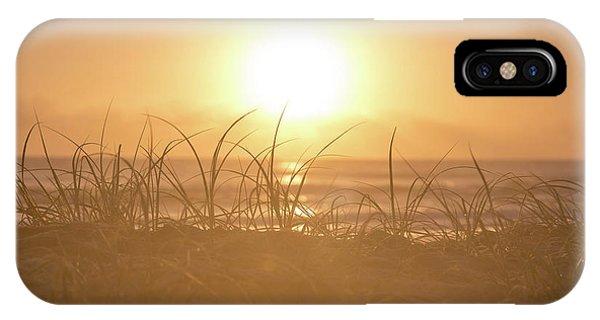 Qld iPhone Case - Morning Sun by Az Jackson