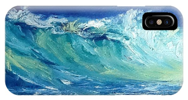 Morning Surf IPhone Case