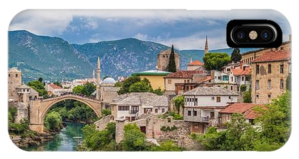 Mostar iPhone Case - Mostar by JR Photography