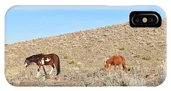 Mustangs IPhone Case