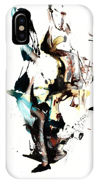 My Form Of Jazz Series 10064.102909 IPhone Case