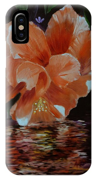 My Hibiscus IPhone Case