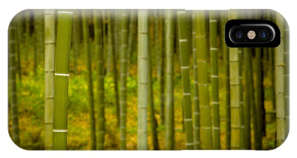 Mystical Bamboo IPhone Case