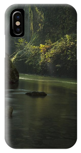 Mystical Canyon Signed IPhone Case
