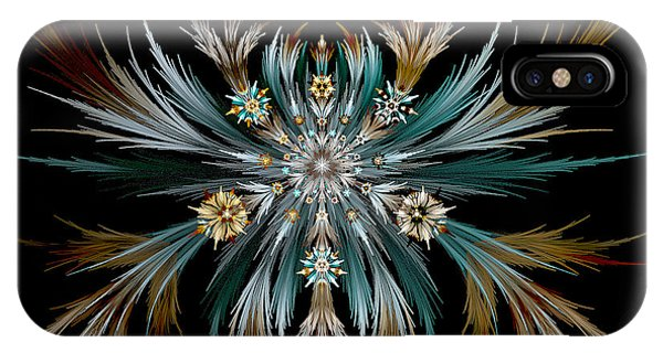 Native Feathers IPhone Case