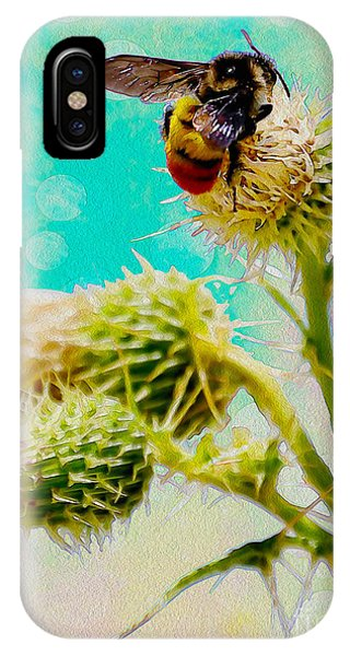Collection Without Distructions IPhone Case