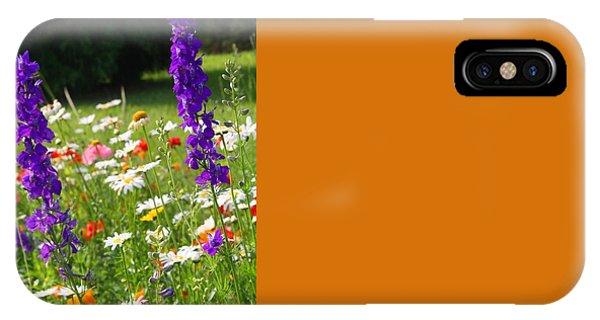Ncdot Planting IPhone Case