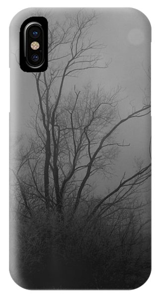 Nebelbild 13 - Fog Image 13 IPhone Case
