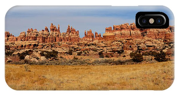 Needles At Canyonlands IPhone Case