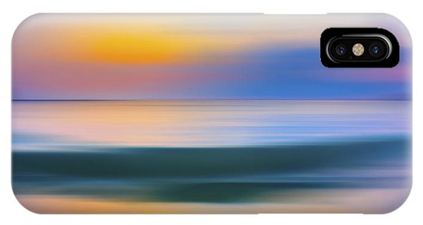 Surrealistic iPhone Case - Neptune Step by Sean Davey