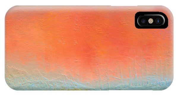 IPhone Case featuring the painting New Path by Jaison Cianelli