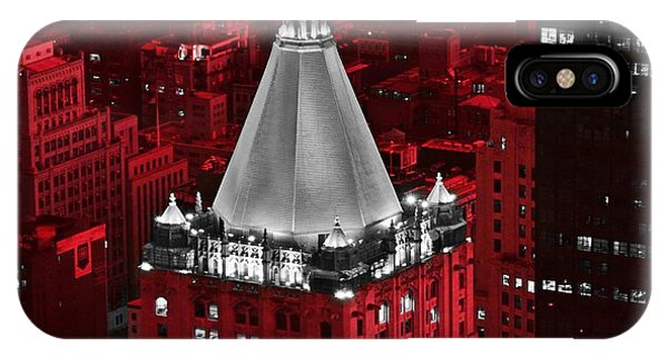 New York Life Building IPhone Case