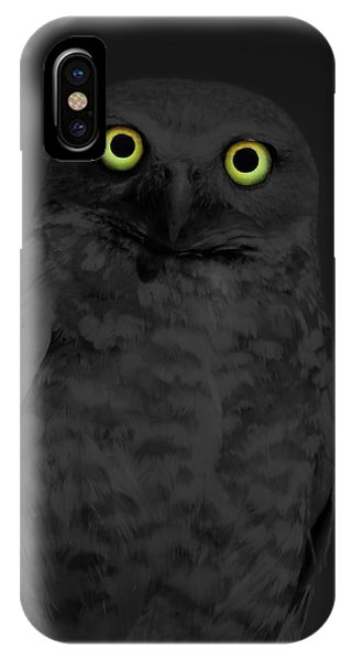 Night Stare IPhone Case