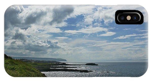 North Coast Cloudscape IPhone Case