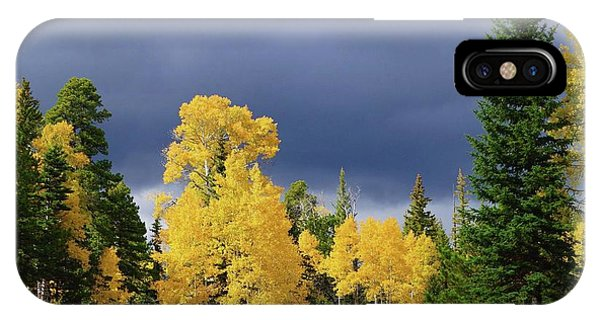 North Rim Fall  IPhone Case