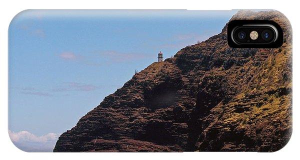 Oahu - Cliffs Of Hope IPhone Case