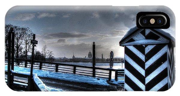 She iPhone Case -  Old City by Yury Bashkin