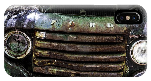 Old Ford IPhone Case