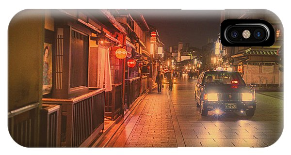 Old Kyoto, Gion Japan IPhone Case