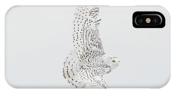 On The Move. IPhone Case