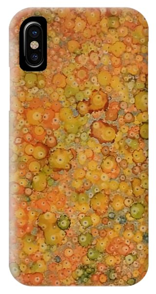 Orange Craze IPhone Case