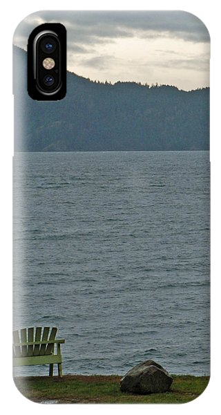 Orcas Island View IPhone Case