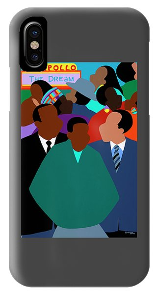 iPhone X Case - Origin Of The Dream by Synthia SAINT JAMES