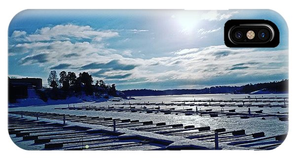 Oslo Fjords In Norway.  IPhone Case