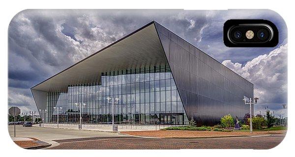 Owensboro Kentucky Convention Center IPhone Case