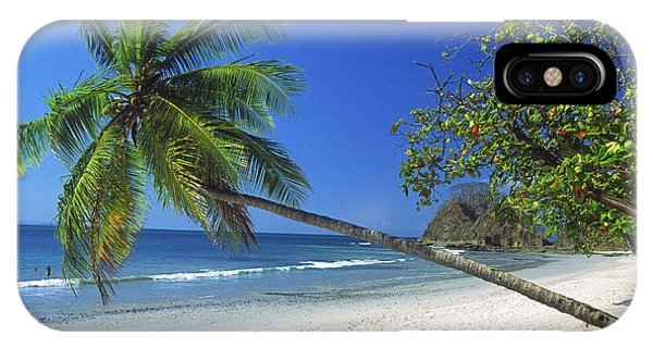 Pacific Coast Beach, Costa Rica IPhone Case
