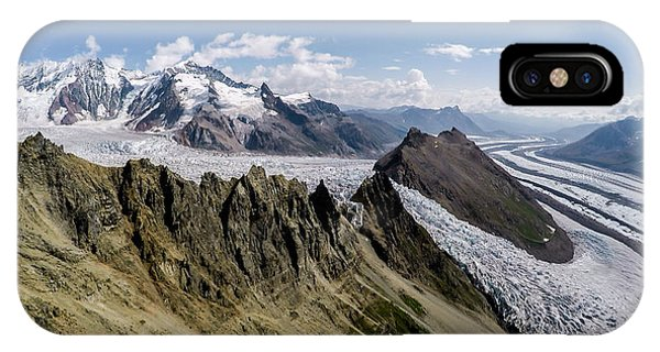 IPhone Case featuring the photograph Packsaddle Island by Fred Denner