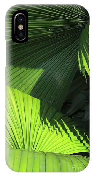 Palm Patterns IPhone Case