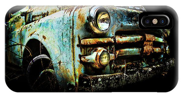 IPhone Case featuring the photograph Grandpa's Truck by Glenda Wright