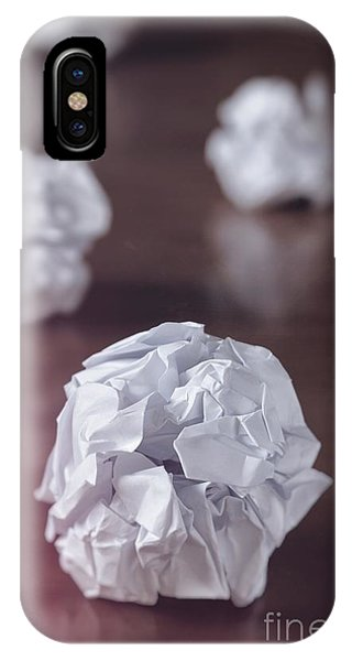 Paper Balls IPhone Case