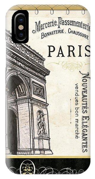 Attraction iPhone Case - Paris Ooh La La 2 by Debbie DeWitt