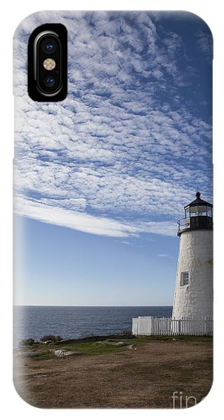 Pemaquid Lighthouse IPhone Case