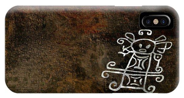 Petroglyph 2 IPhone Case