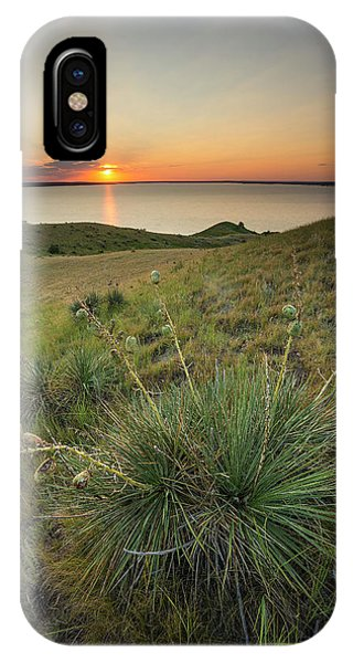 Haven iPhone Case - Pike Haven Sunset  by Aaron J Groen