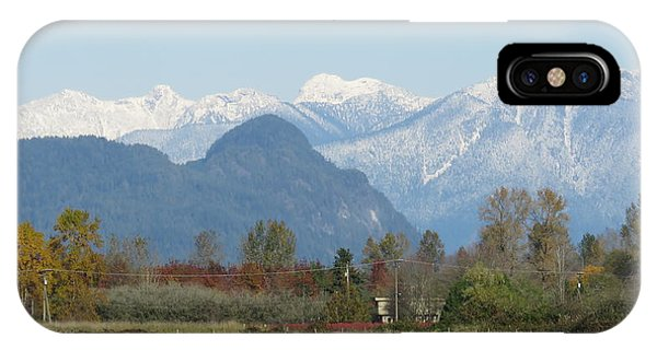 Pitt Meadows IPhone Case